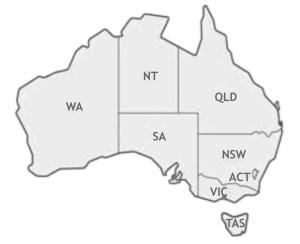 Long trip to Australia