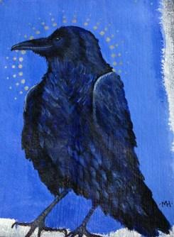 """Blue Raven"""