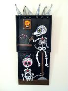 Day of the Dead Pet Altar