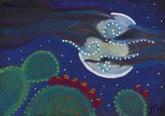 """""""Opuntia Night"""""""