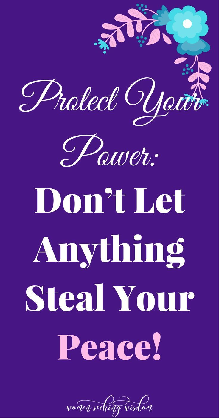 Protect Your Power