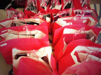 First day of school gift bags!
