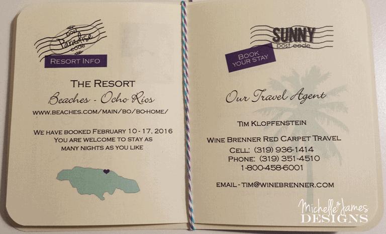 Pport Wedding Invitation Mice James Designs