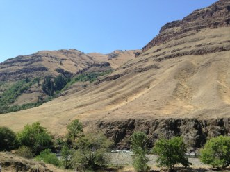 Imnaha Canyon