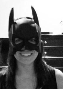 She's Batman