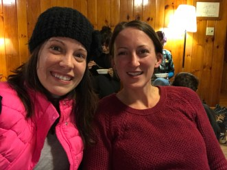 Michelle and Amanda