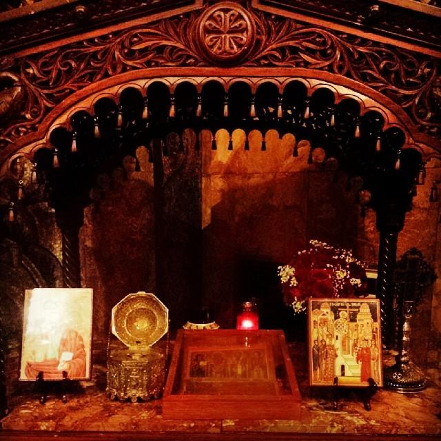 Relics of St. Paul #relics #reliquary #religion #greekorthodox #saints #christianity