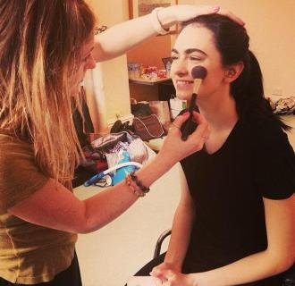 Behind The Scenes With Michelle Kinsella