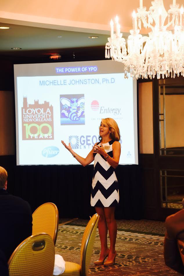 Dr. Michelle K. Johnston, Leadership Coach, Management Professor & Keynote Speaker - Keynote Presentation / Keynote Speaking
