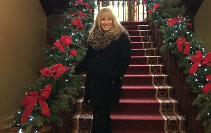 Ireland Castle Christmas
