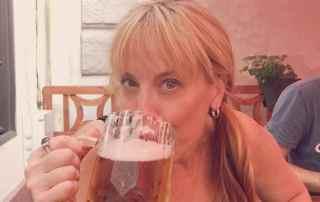 Beer in Prague