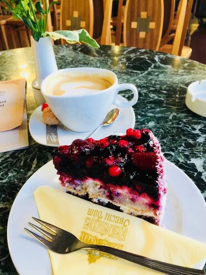 Obenci Dum Cafe Prague