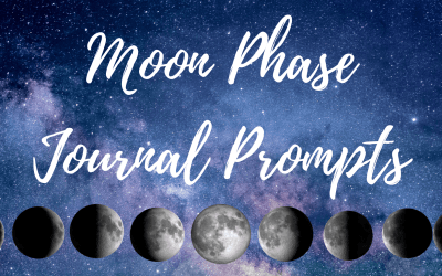 Moon Phase Journal Prompts
