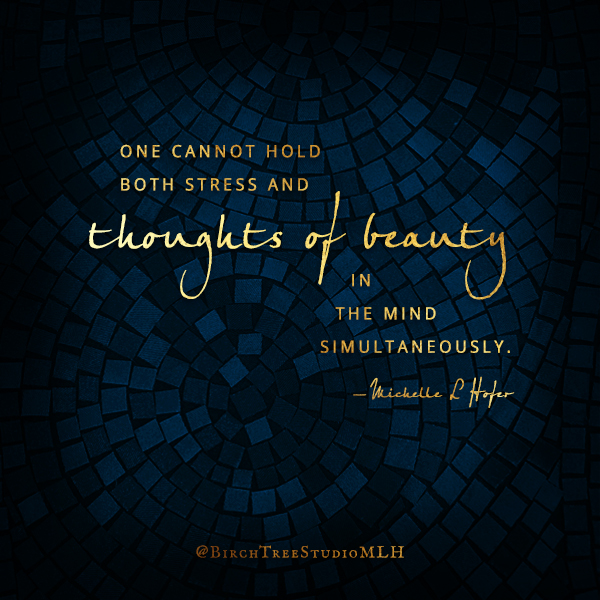 Thoughts of Beauty