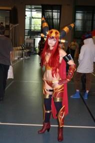 Alexstrasza cosplay