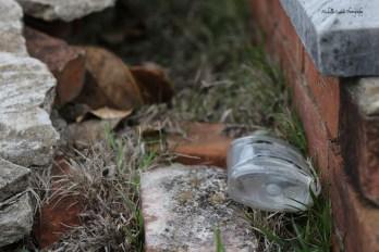 Drunks visiting graves or grave residents drinking?