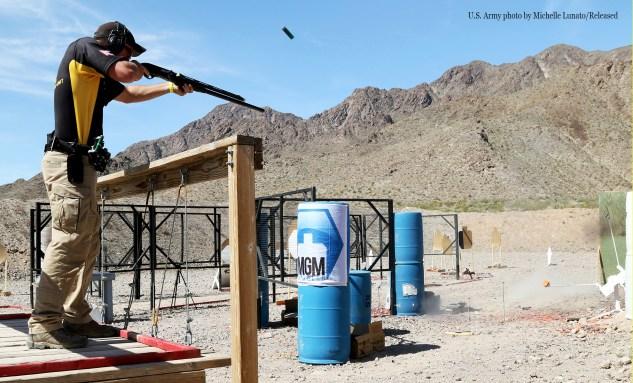 Multi-Gun Competition in Boulder City, Nevada