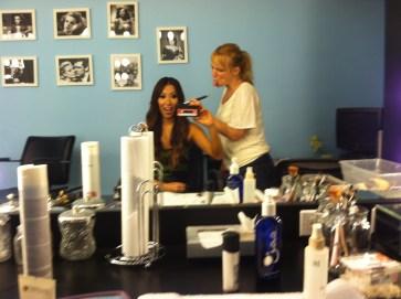 E! News Now makeup