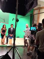 BTS Comedy Central 'Key and Peele' Skit