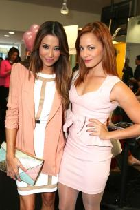 Breast Cancer Awareness Event w/ Amy Paffrath