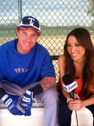 Josh Hamilton - Spring Training Camp