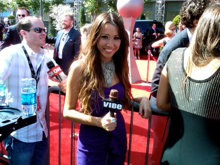 ESPYs Red Carpet 2011 w/VIBE TV