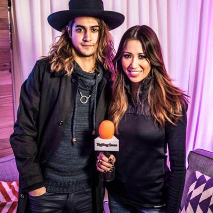 Michelle chats with Avan Jogia about his two films at Sundance, his love for punk music, and more