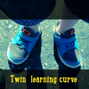 twin learning curve