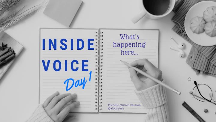Inside Voice # 1