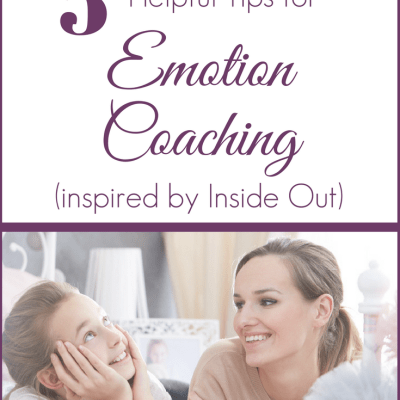 Emotion Coaching for Parents from the Inside Out