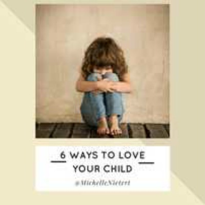 6 Ways to Love Your Child and 66 Ways God Loves You Giveaway