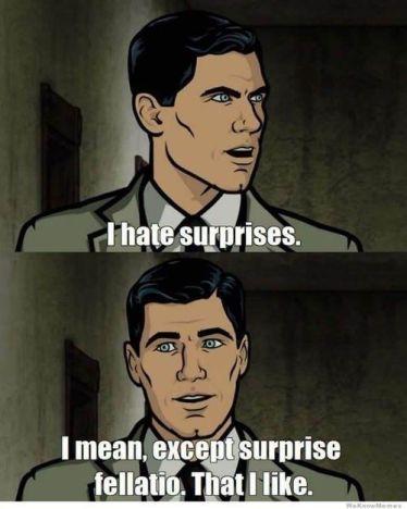 Archer-Surprise