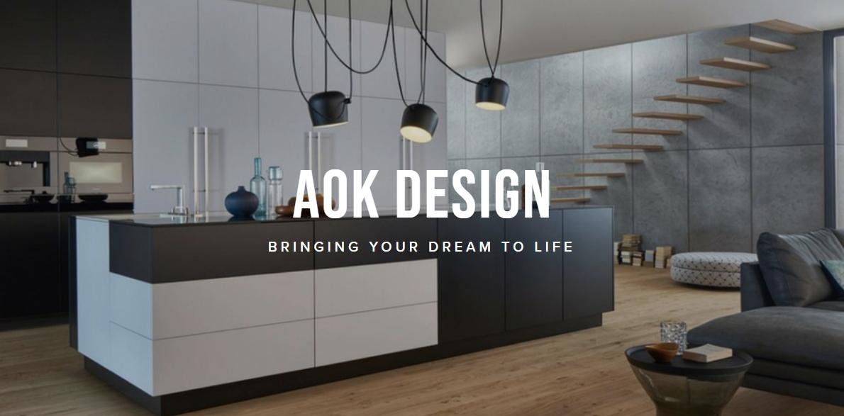 AOK Design - Kitchen Designer