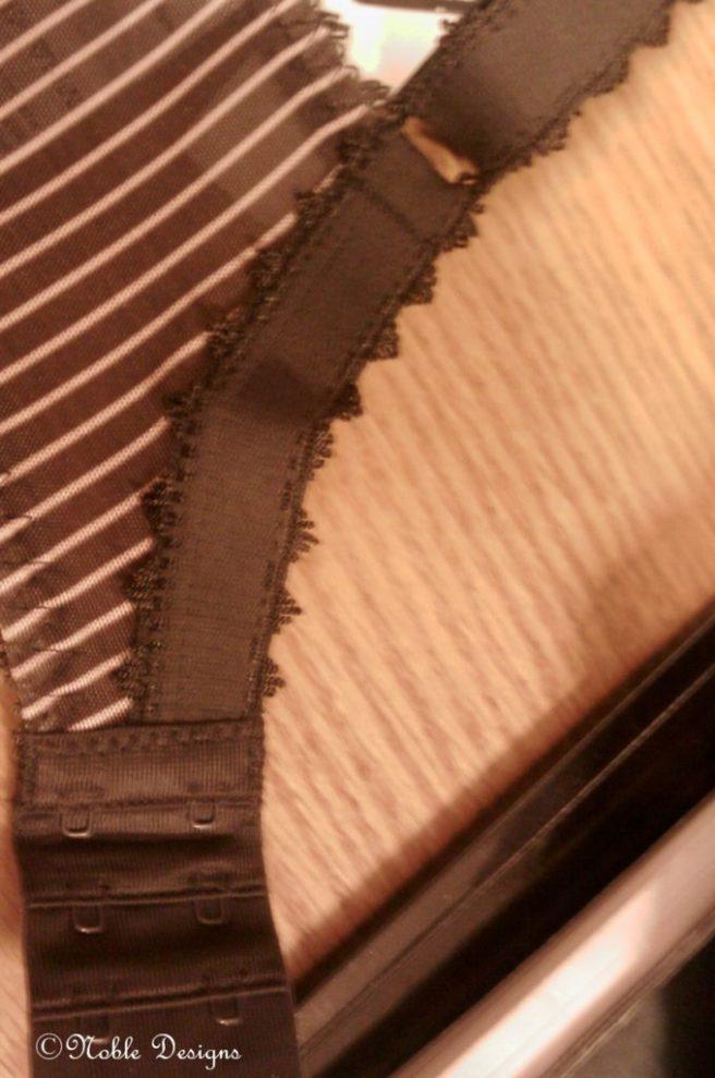 Fantasie bra showing same elastic