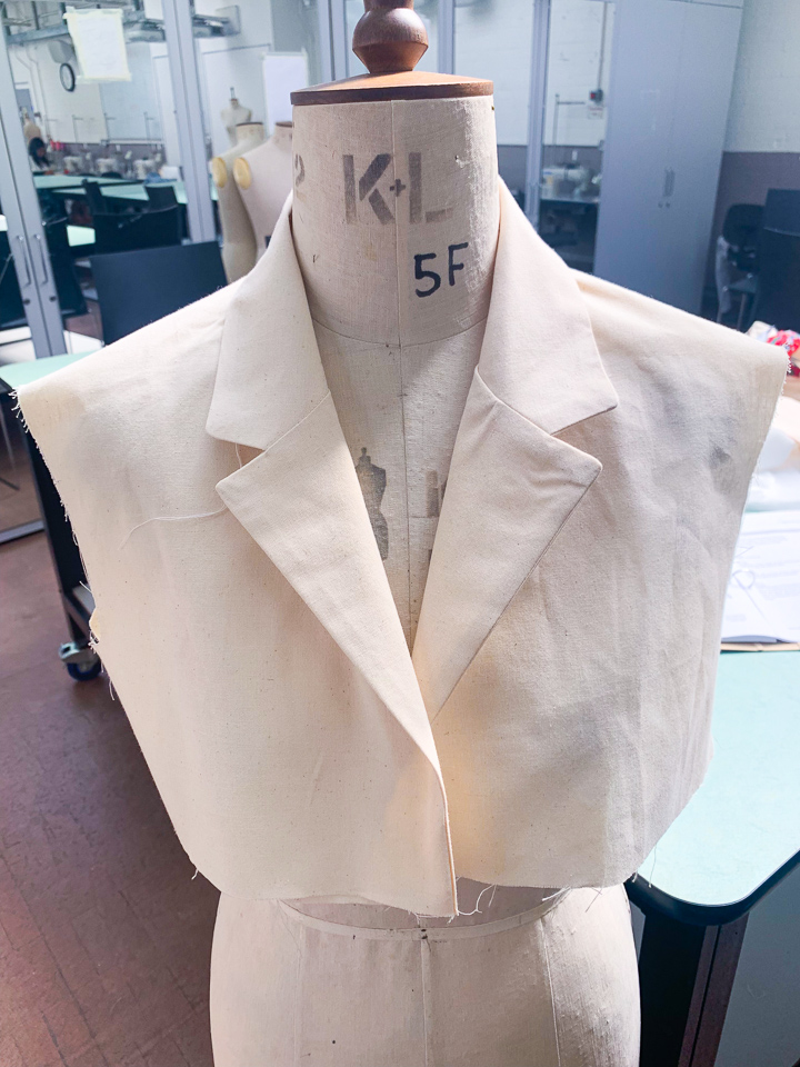 London College of Fashion course: my top takeaways