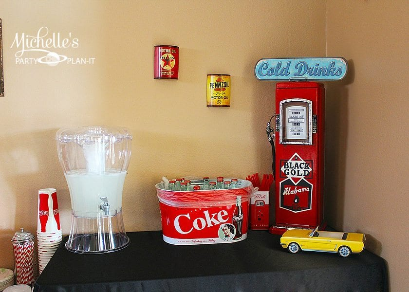 Dad's Diner - Fabulous 50s Father's Day Celebration ...