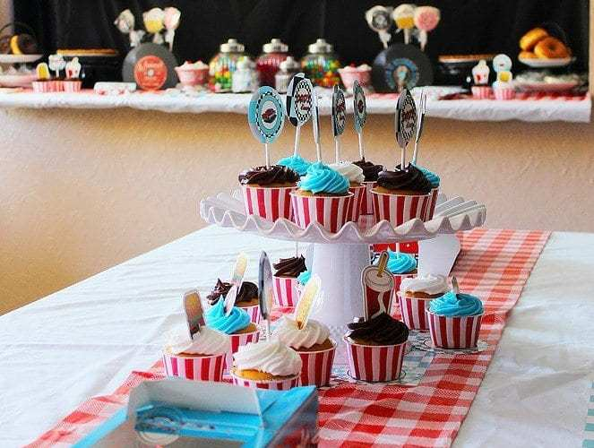 Dad's Diner – Fabulous 50s Father's Day Celebration
