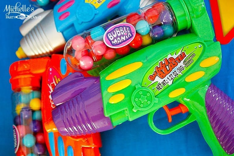 bubble blasters