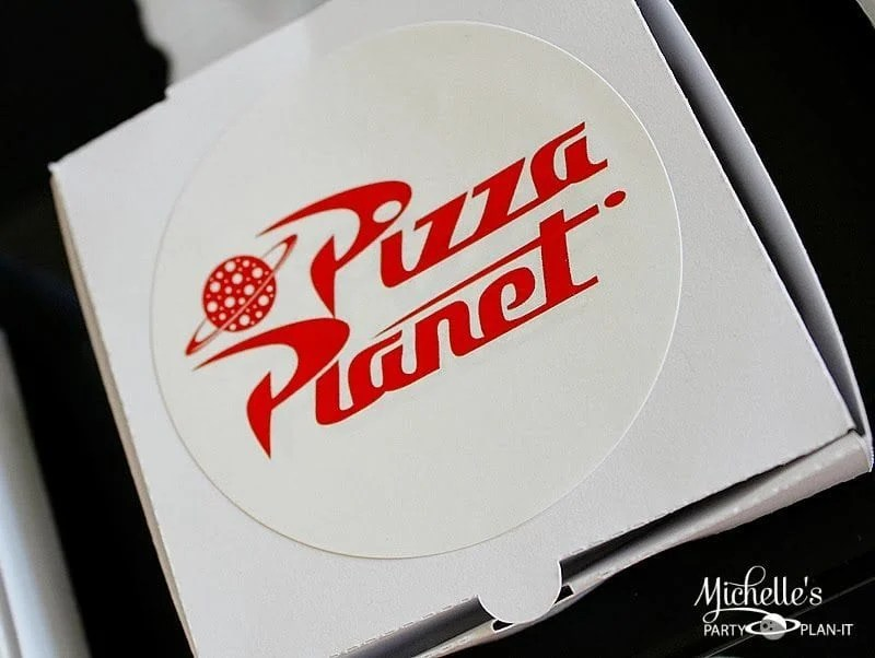Pizza Planet Boxes