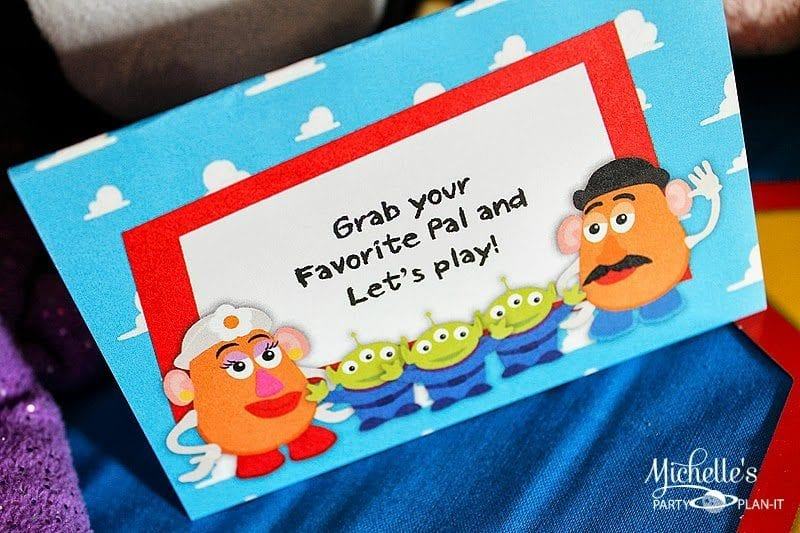 Toy Story Tags