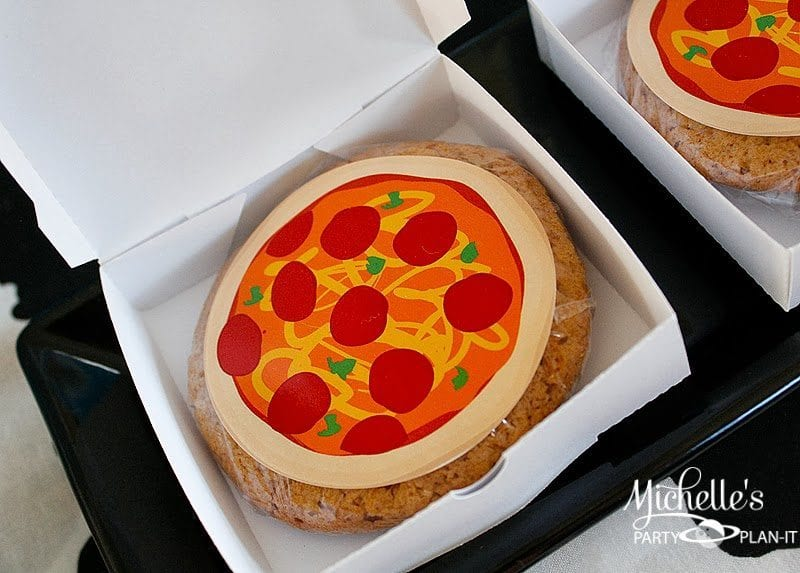 Pizza Planet Cookies