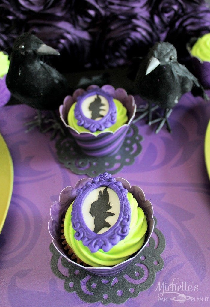 Maleficent Themed Birthday Party Ideas Diy Supplies