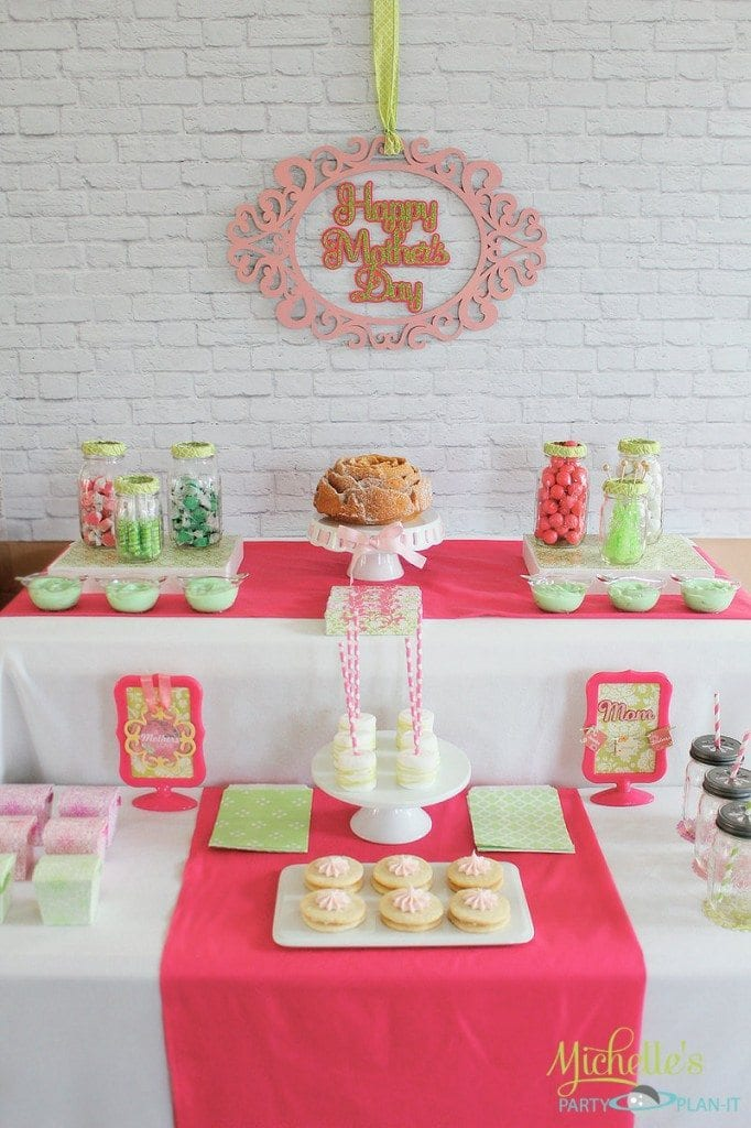 Michelle's Party Plan-It Mother's Day Luncheon
