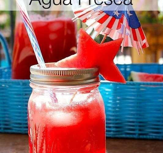 Watermelon aqua fresca recipe jpg