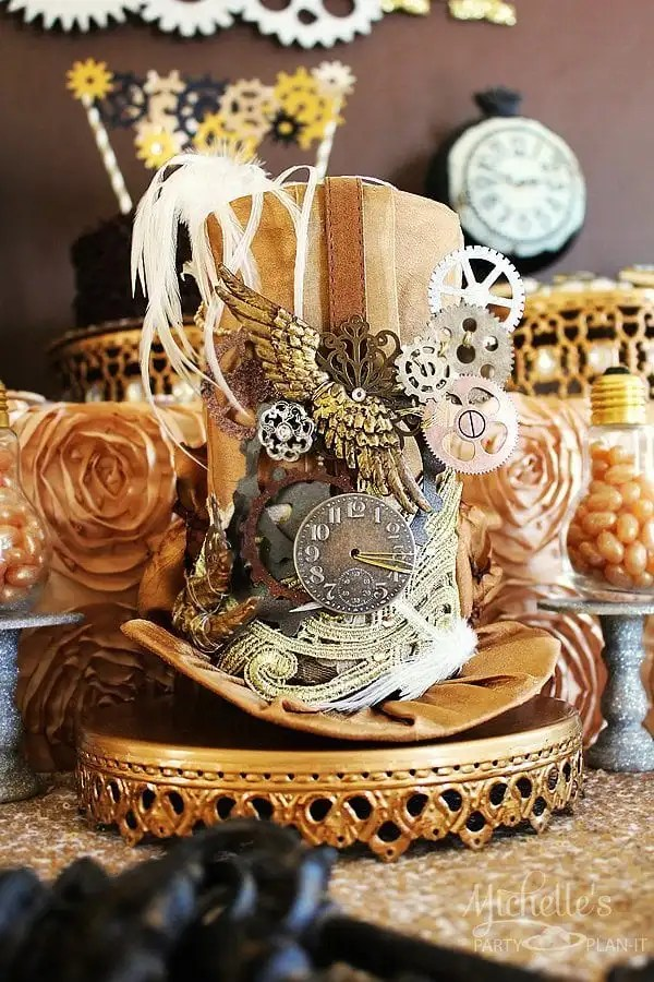 Steampunk Party Hat