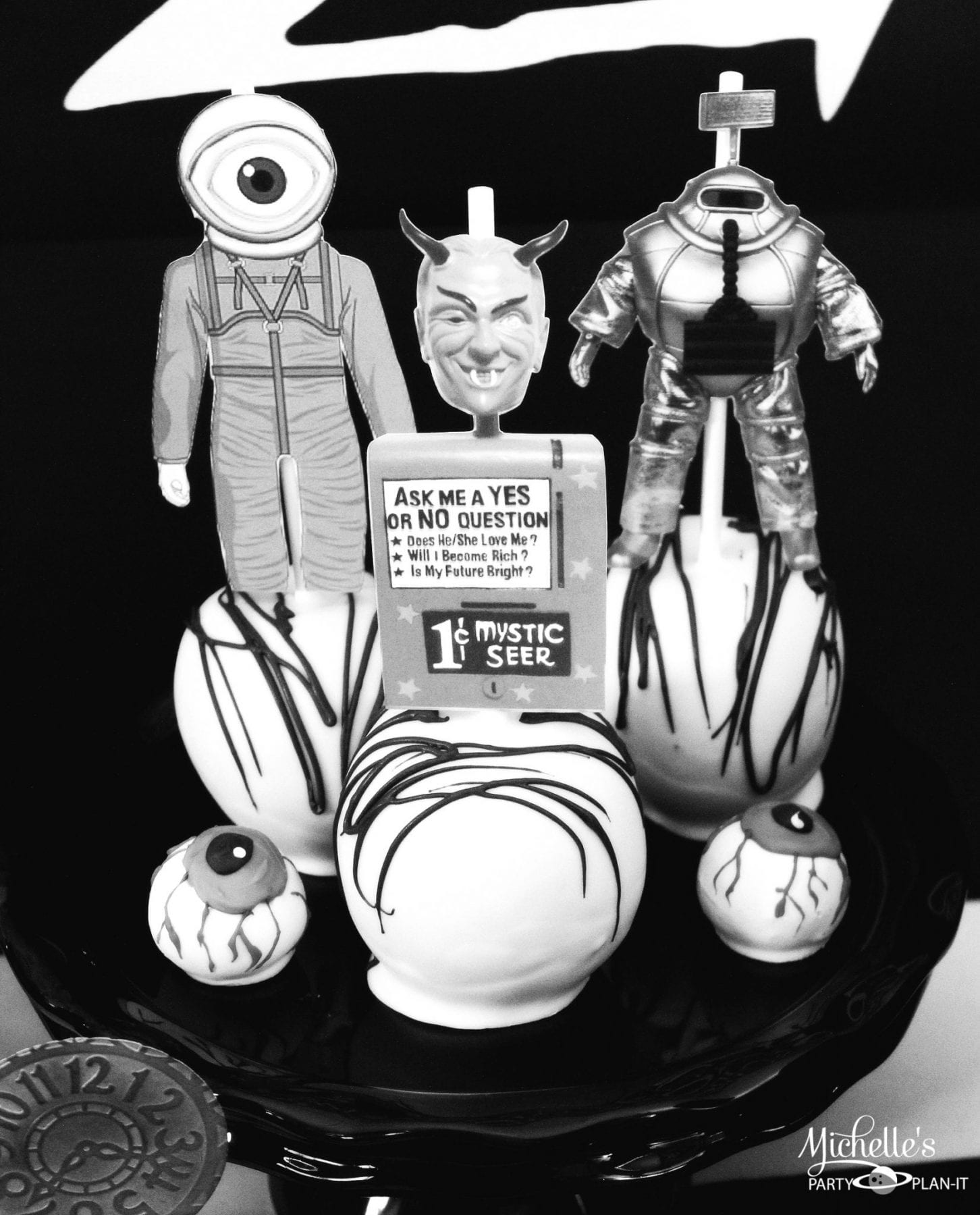 Twilight Zone Birthday Party Theme