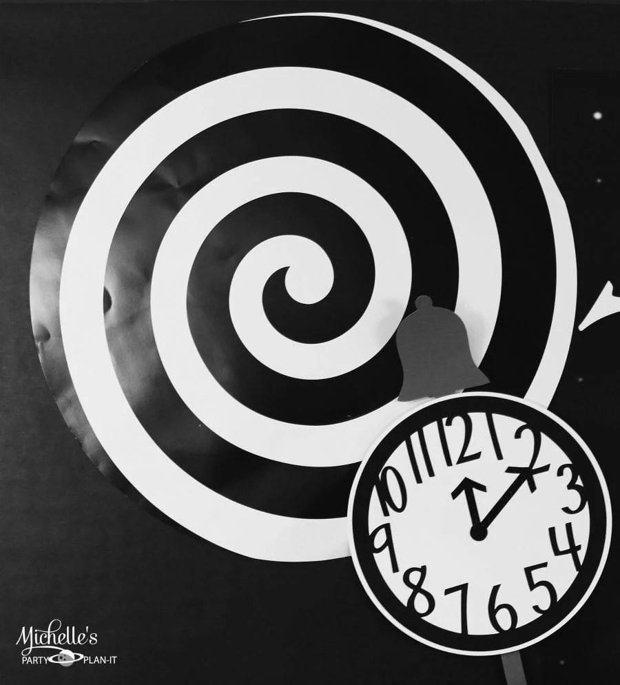 Twilight Zone decor