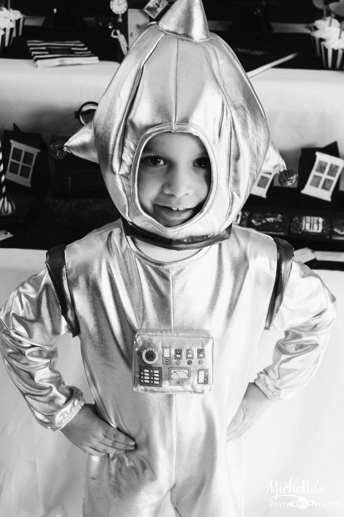Twilight Zone costume