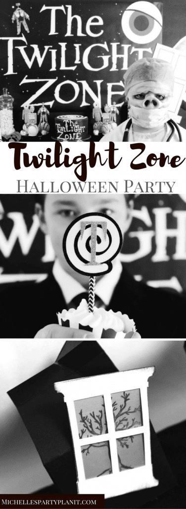 Twilight Zone Halloween Party