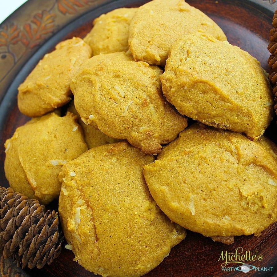 coconutpumpkincookies